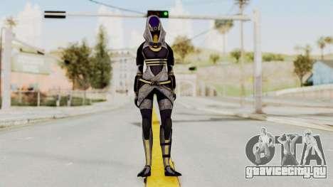 Mass Effect 3 Tali Zorah nar Rayya для GTA San Andreas второй скриншот