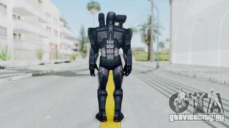Marvel Future Fight - War Machine для GTA San Andreas третий скриншот