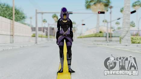 Mass Effect 3 Tali Zorah Vas Normandy для GTA San Andreas второй скриншот