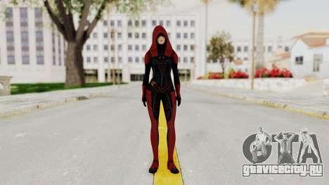 Mass Effect 2 Kasumi Red для GTA San Andreas второй скриншот