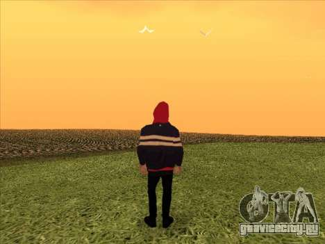 PHARAON для GTA San Andreas третий скриншот