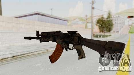 Black Ops 3 - KN-44 для GTA San Andreas второй скриншот