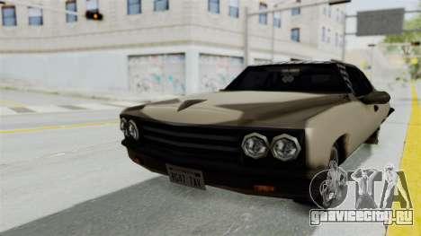 Lobo Custom для GTA San Andreas