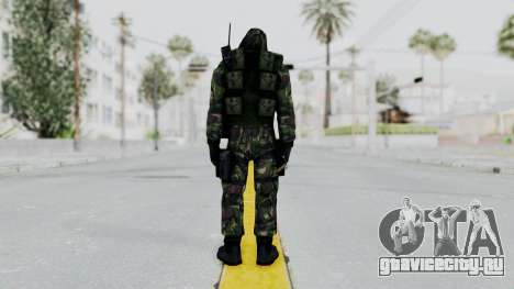 Hodeed SAS 4 для GTA San Andreas третий скриншот