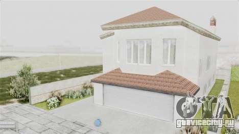 CJ Realistic House and Objects для GTA San Andreas второй скриншот