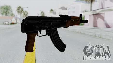 АК-47У для GTA San Andreas третий скриншот
