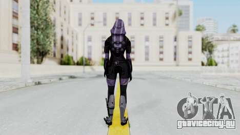 Mass Effect 3 Tali Zorah Vas Normandy для GTA San Andreas третий скриншот