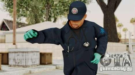 GTA 5 Paramedic SF для GTA San Andreas