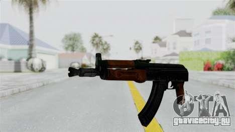 АК-47У для GTA San Andreas второй скриншот