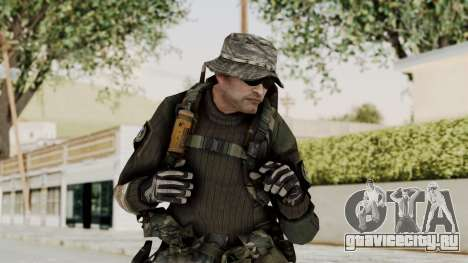 Battery Online Soldier 3 v1 для GTA San Andreas