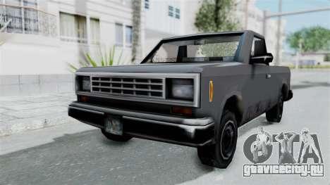Beta VC Bobcat для GTA San Andreas