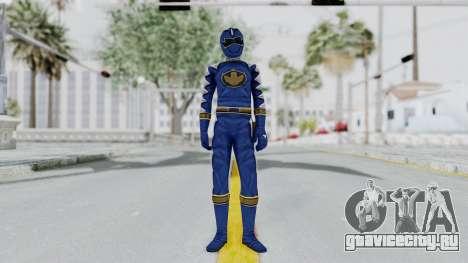 Power Rangers Dino Thunder - Blue для GTA San Andreas второй скриншот