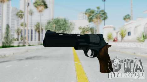 Mateba для GTA San Andreas второй скриншот