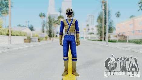 Power Rangers Samurai - Gold для GTA San Andreas второй скриншот