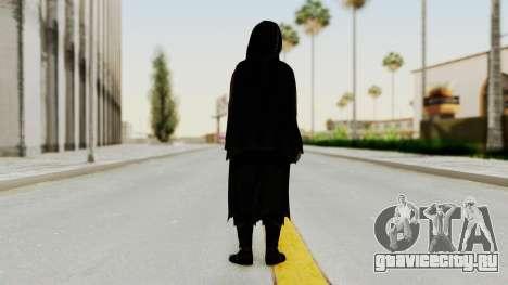 Skyrim Serena Royal Vampire Armor для GTA San Andreas третий скриншот