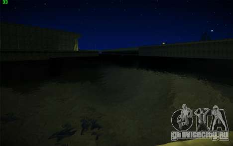 ENB Series by TURBO MIX для GTA San Andreas третий скриншот