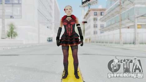 Black Ops 3 - Jessica Rose для GTA San Andreas второй скриншот