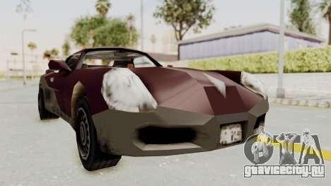 GTA 3 Yakuza Stinger для GTA San Andreas