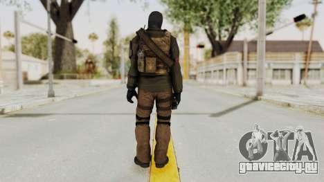 CoD AW KVA LMG для GTA San Andreas третий скриншот