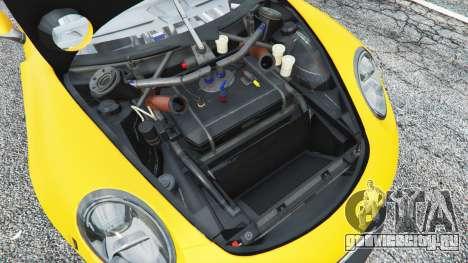 Ruf RGT-8 для GTA 5 вид спереди справа