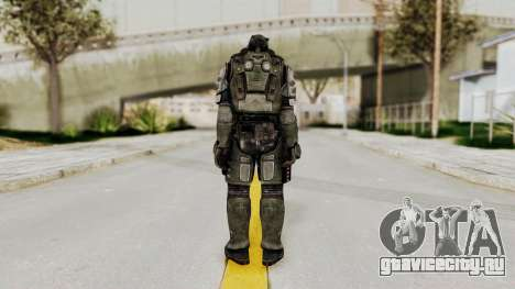 F.E.A.R. 2 - Replica Heavy Soldier для GTA San Andreas третий скриншот