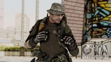 Battery Online Soldier 3 v3 для GTA San Andreas