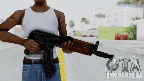 АК-47У для GTA San Andreas