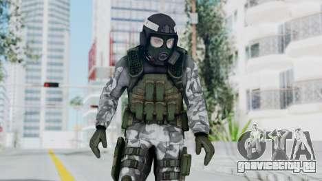 Black Mesa - HECU Marine Medic v2 для GTA San Andreas