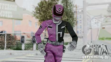 Power Rangers S.P.D - Pink для GTA San Andreas