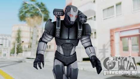 Marvel Future Fight - War Machine для GTA San Andreas
