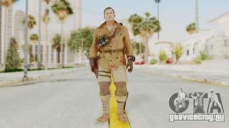 Black Ops 3 - Tank Dempsey для GTA San Andreas второй скриншот