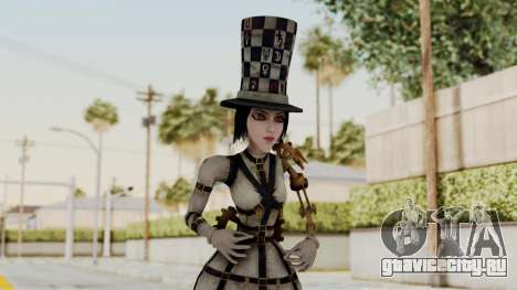 Alice LBL Hattress Returns для GTA San Andreas