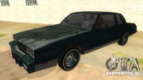 Chevrolet Monte Carlo 81 для GTA San Andreas