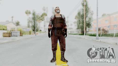 Manhunt 2 - Janitor для GTA San Andreas второй скриншот