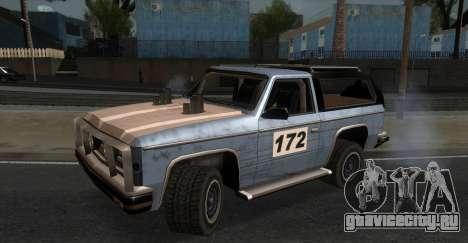 Derby Rancher для GTA San Andreas