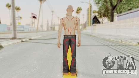 Scary BERUK для GTA San Andreas третий скриншот