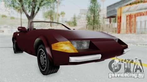 GTA VC Stinger для GTA San Andreas вид справа