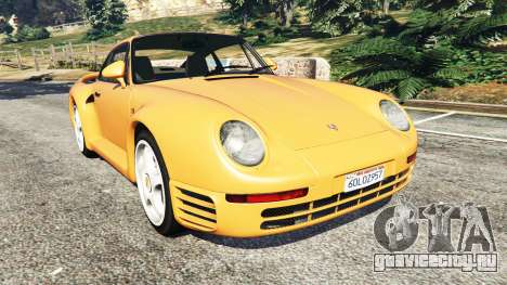 Porsche 959 1987 для GTA 5