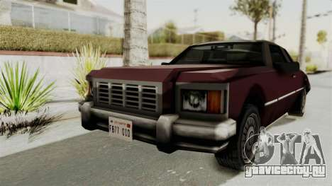GTA Vice City - Idaho для GTA San Andreas