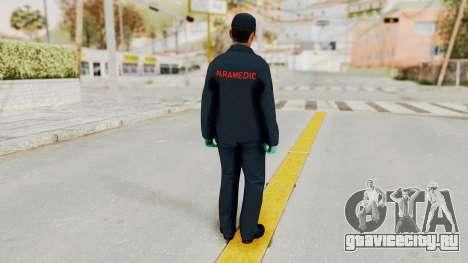 GTA 5 Paramedic SF для GTA San Andreas третий скриншот