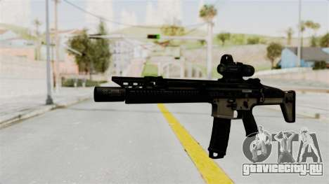 SCAR MK16 для GTA San Andreas