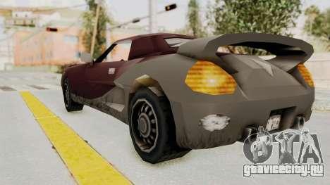 GTA 3 Yakuza Stinger для GTA San Andreas вид слева