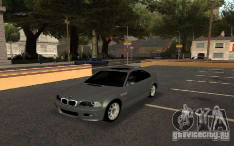 BMW M3 E46 Tunable для GTA San Andreas