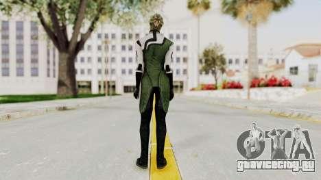 Mass Effect 2 Shiala для GTA San Andreas третий скриншот