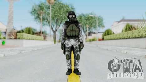 Black Mesa - HECU Marine v2 для GTA San Andreas второй скриншот