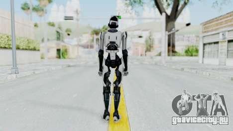 Mass Effect 2 Loki для GTA San Andreas третий скриншот