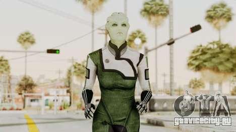 Mass Effect 2 Shiala для GTA San Andreas