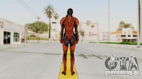 Mass Effect 2 Samara Red для GTA San Andreas третий скриншот