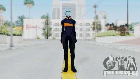 Mass Effect 1 Rana Thanoptis для GTA San Andreas второй скриншот