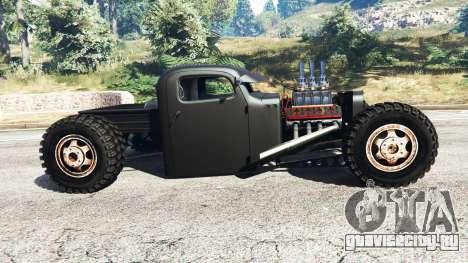 Dumont Type 47 Rat Rod для GTA 5